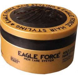 Eagle Force Gold Stone Hair...