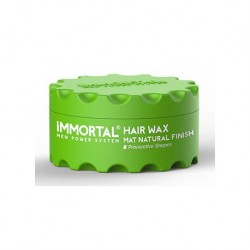 Immortal Hair Wax Matt...