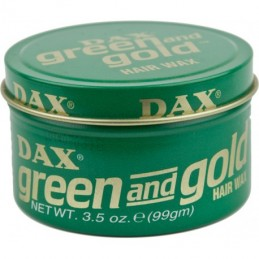 Dax Green & Gold Green Tin...