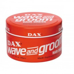 Dax Wave & Groom Red Tin...