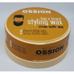 Ossion Hair and Beard...