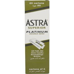 Astra Double Blades 100 pieces
