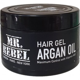 Mr Rebel Hair Gel Argan Oil...