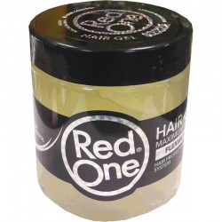 RED ONE HAIR GEL MAXIMUM...