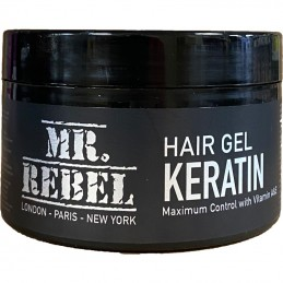 Mr Rebel Hair Gel Keratin...