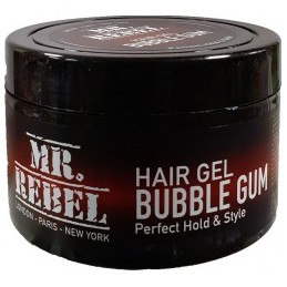 Mr Rebel Hair Gel Bubble...