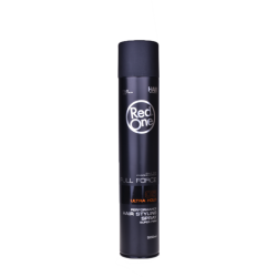 RED ONE HAIR STYLING SPRAY...