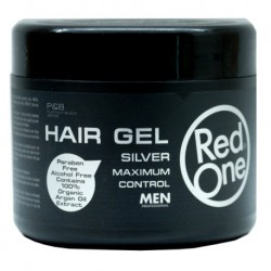 Red one Hair Gel Silver...