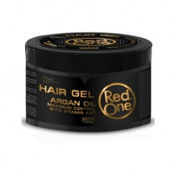 RED ONE HAIR GEL ARGAN OIL...